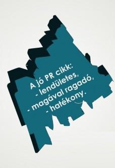 pr cikk szolgáltatás